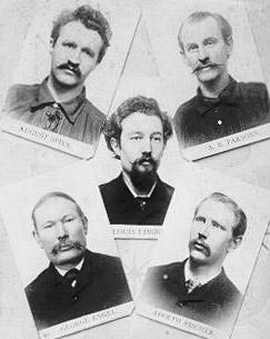 The Chicago martyrs