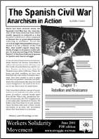 Anarchism and the Spanish Civil War