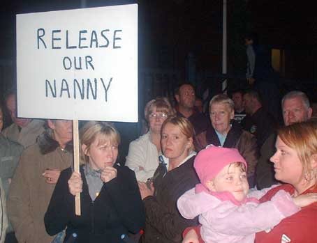 Release our granny