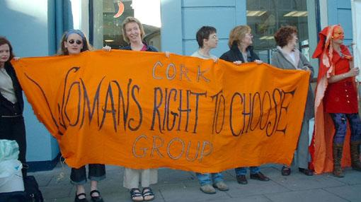 Cork Womens right to choose