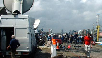 Media on the Quay
